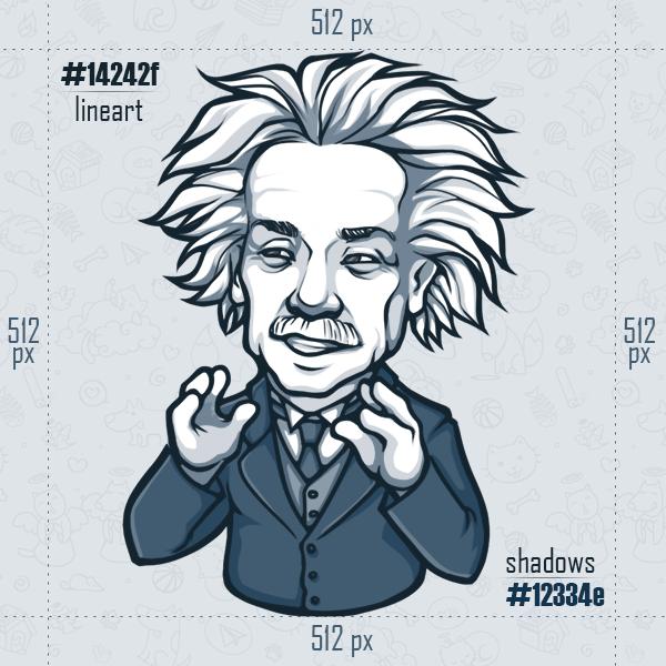 Павел Дуров открыл конкурс по созданию стикеров для Telegram. Изображение № 3.