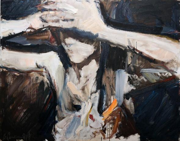 """ВЛАДИМИР СЕМЕНСКИЙ """"БЕРЕГ"""". Выставка в """"Крокин галерея"""" (2012, Москва). Изображение № 3."""