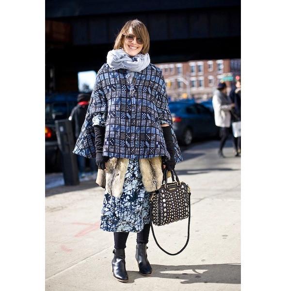 Изображение 37. На полях: 10 тенденций уличного стиля с прошедших недель моды.. Изображение № 37.