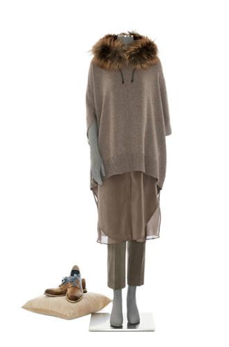 Brunello Cucinelli: лукбук осень-зима 2011/2012. Изображение № 25.