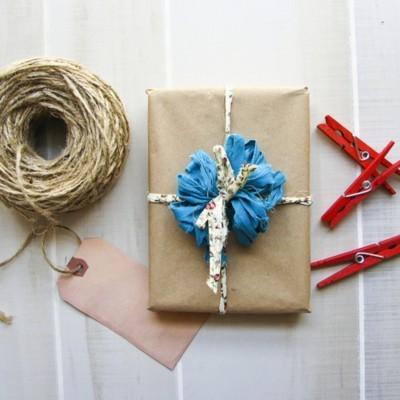 55 идей для упаковки новогодних подарков. Изображение №87.