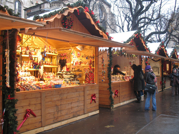 Париж Рождественский. Изображение № 56.