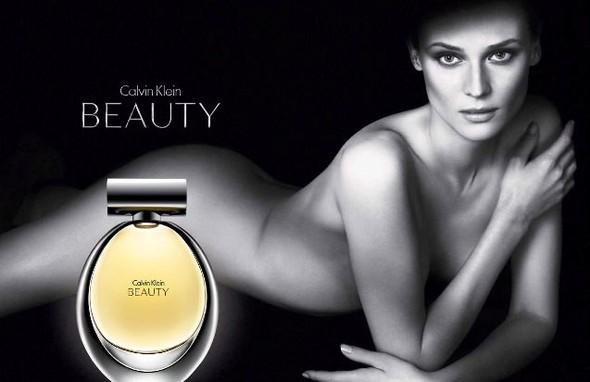 Диана Крюгер вновь представляет аромат Calvin Klein Beauty. Изображение № 1.