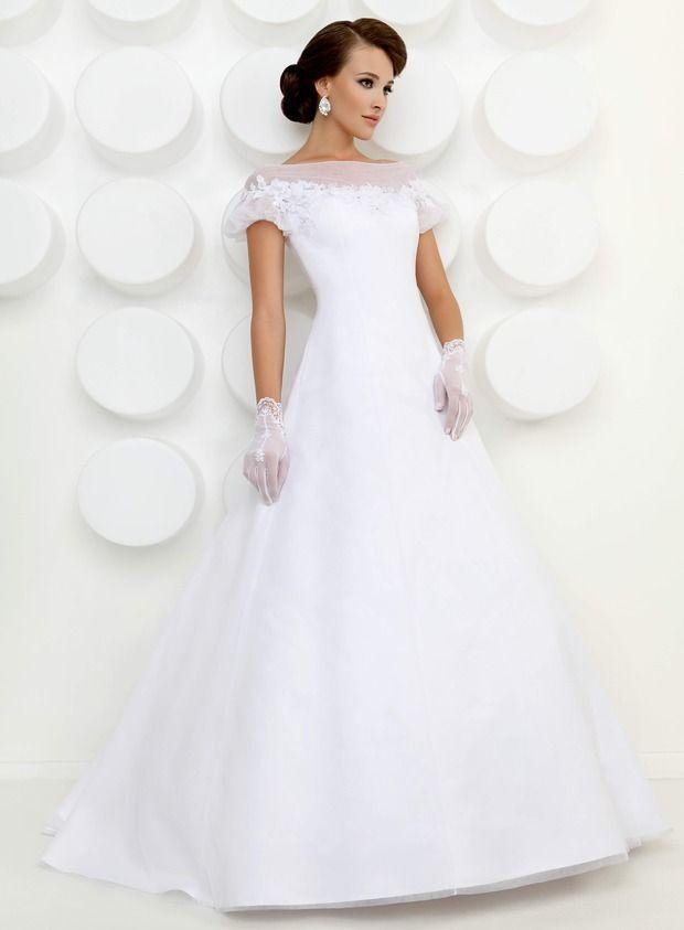 Свадебная Коллекция  от дизайнера Татьяна Каплун-Kookla 2013 ( Simple White ). Изображение №19.