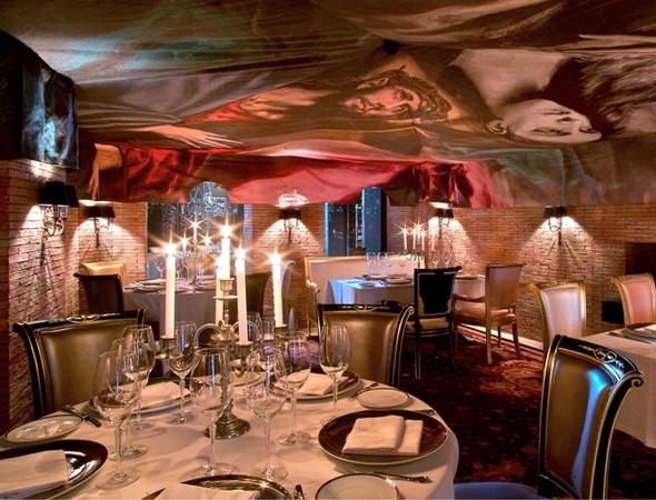 Место есть: Новые рестораны в главных городах мира. Изображение № 68.