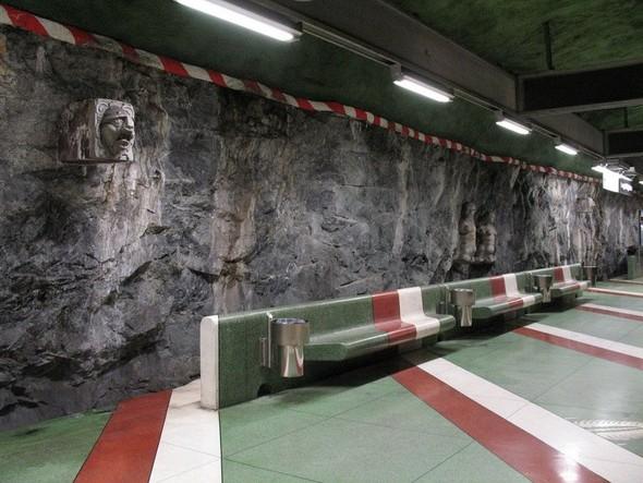 Шведский метрополитен. Изображение № 24.