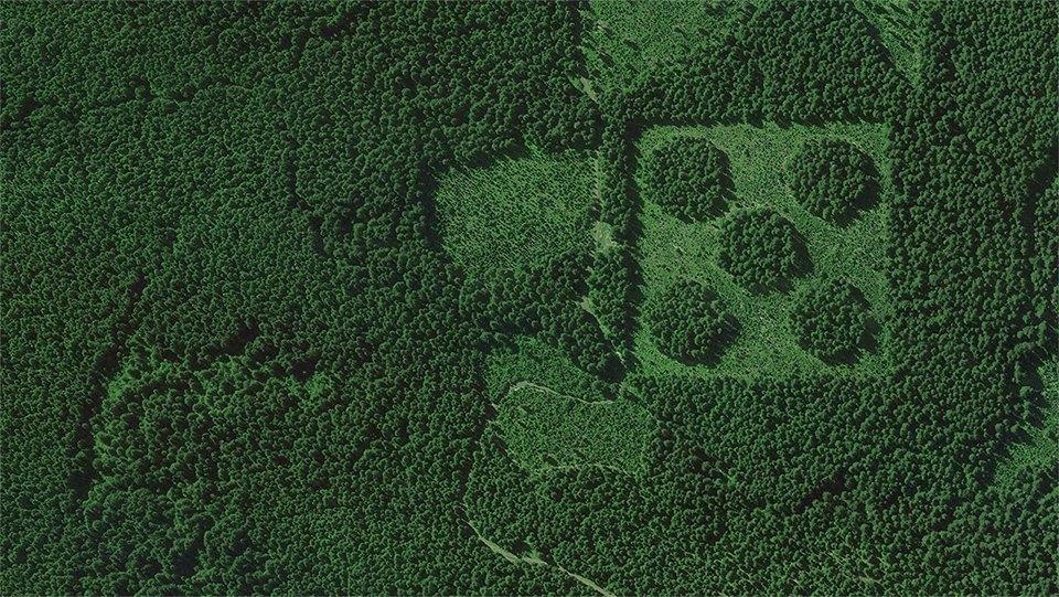 35 фотографий  из Google Earth,  которым сложно поверить. Изображение № 31.