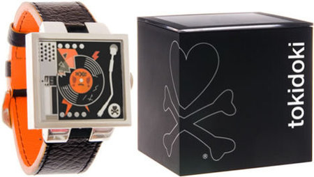Часы-вертушка Tokidoki vs Stamps. Изображение № 5.
