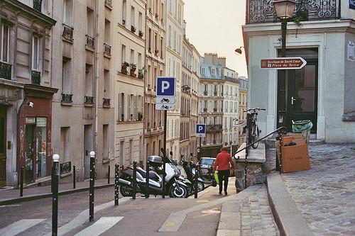 Изображение 1. Париж.. Изображение № 25.