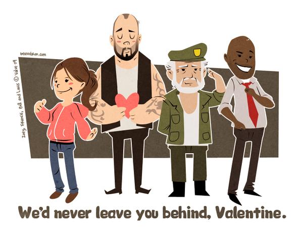 L4D Valentines. Изображение № 6.