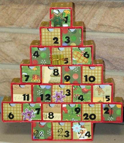 Рождественский календарь. Изображение № 27.