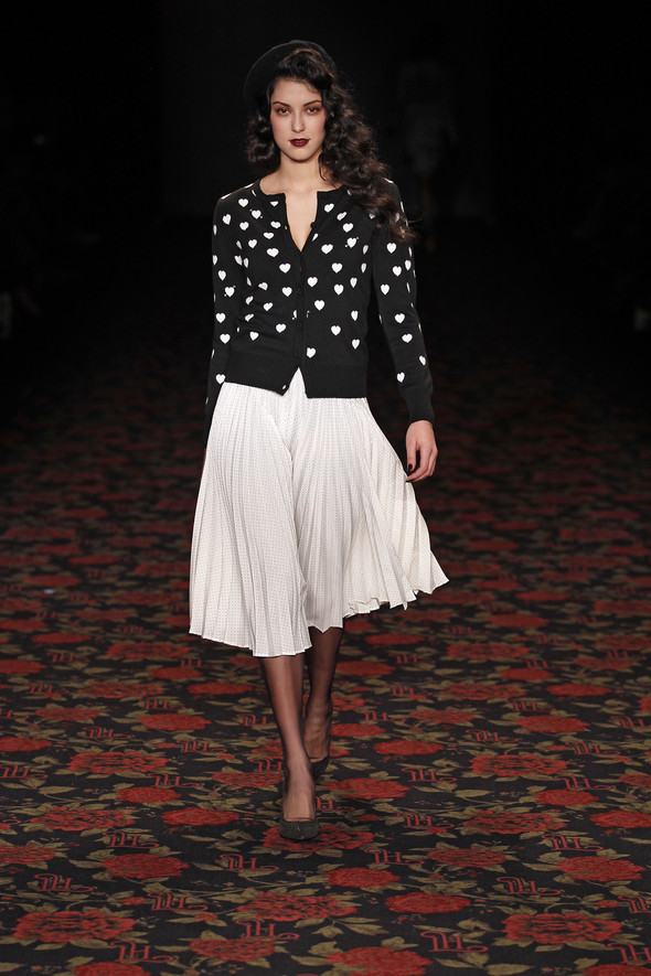 Berlin Fashion Week A/W 2012: Lena Hoschek. Изображение № 6.