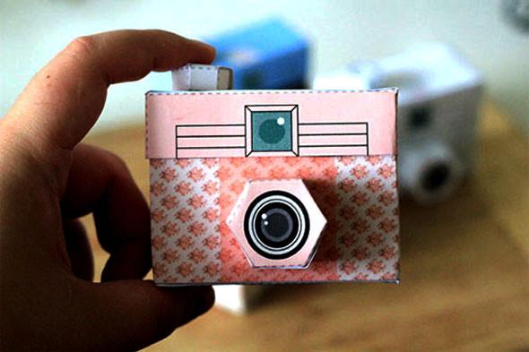 Подборка креативных фотоаппаратов и не только. Изображение № 9.
