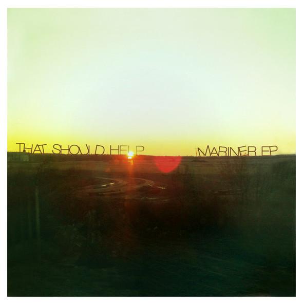 Новорожденный indietronic бэнд THAT SHOULD HELP с дебютным EP. Изображение № 1.