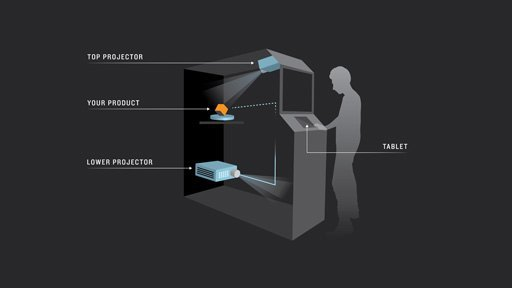 Принцип голограммы используют для 3D-печати. Изображение № 1.
