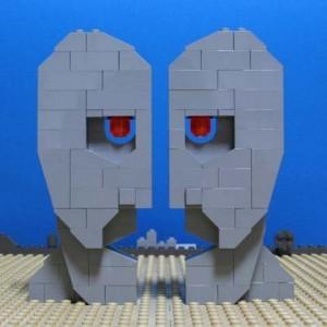 Обложки встиле Lego. Изображение № 20.