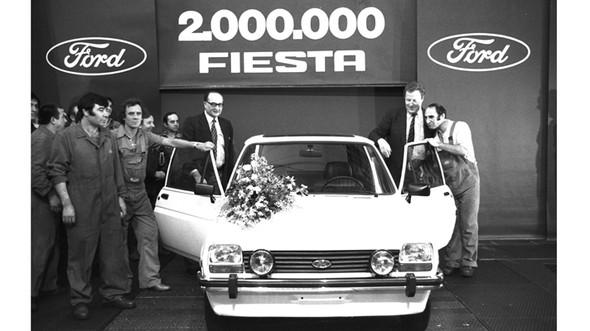 Изображение 4. 100 лет Ford в Великобритании.. Изображение № 4.