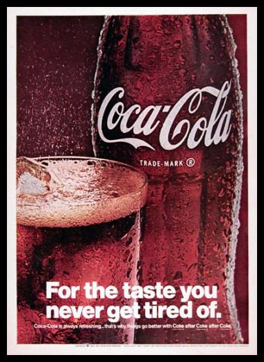 Изображение 79. Coca-cola – История бренда, история рекламы.. Изображение № 79.