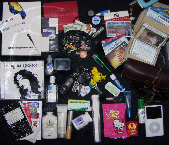 What's inyour bag?. Изображение № 9.