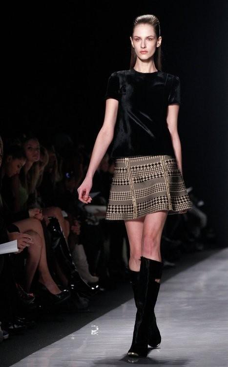 Изображение 9. Неделя Моды в Нью-Йорке. New York Fashion Week.. Изображение № 16.
