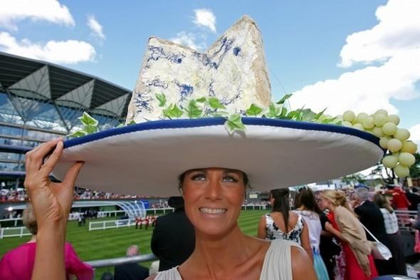 Самые необычные иизысканных шляпки Royal Ascot. Изображение № 30.