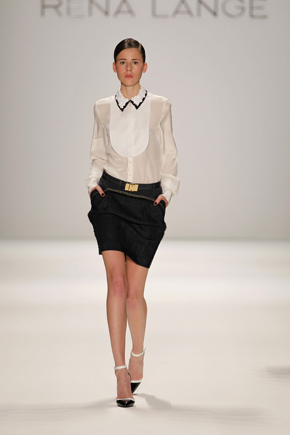 Rena Lange SS 2012. Изображение № 14.