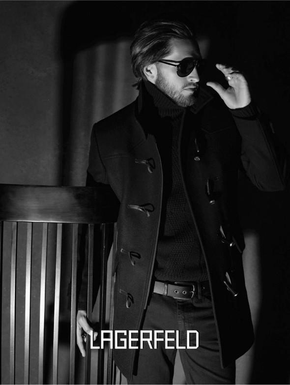 Кампания: Lagerfeld FW 2011. Изображение № 2.