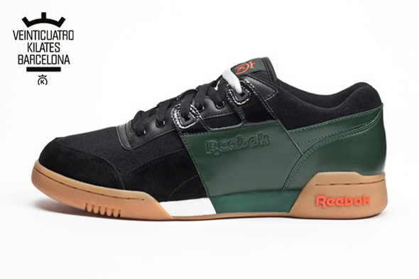 24 KILATES X REEBOK WORKOUT. Изображение № 2.