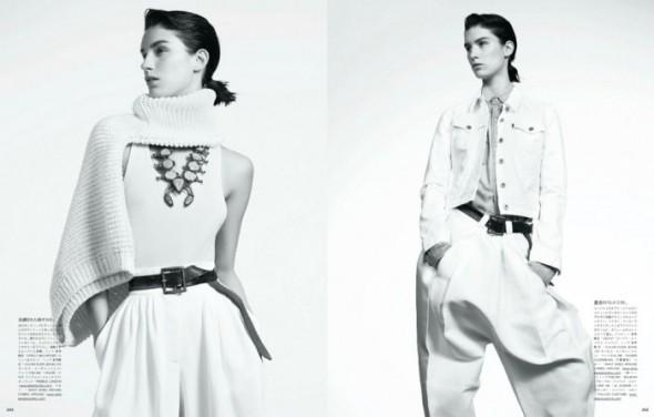 Съемки: Vogue, Elle, Tush и другие. Изображение № 57.