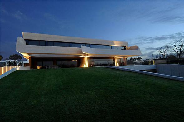 Изображение 10. Дом в Мадриде от студии A-cero.. Изображение № 10.