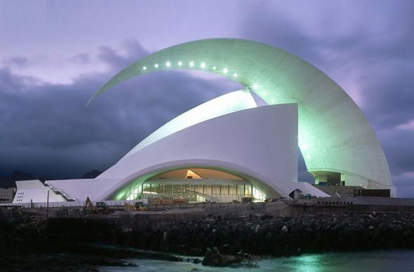 Архитектура будущего от Сантьяго Калатравы. Изображение № 7.