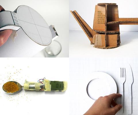 Интерактивный завтрак дляневротиков. Изображение № 7.