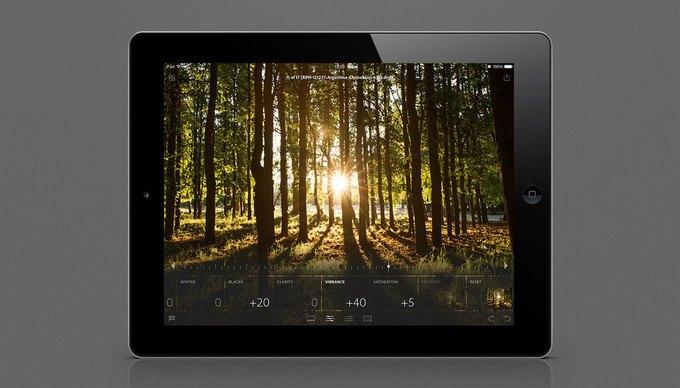 Adobe выпустила Lightroom для iPad. Изображение № 2.