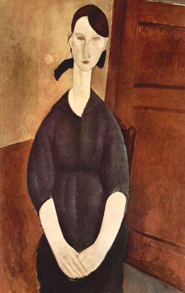 Amedeo Modigliani. Изображение № 5.