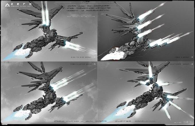 Художник «Восхождения Юпитер» выложил концепты к фильму. Изображение № 40.
