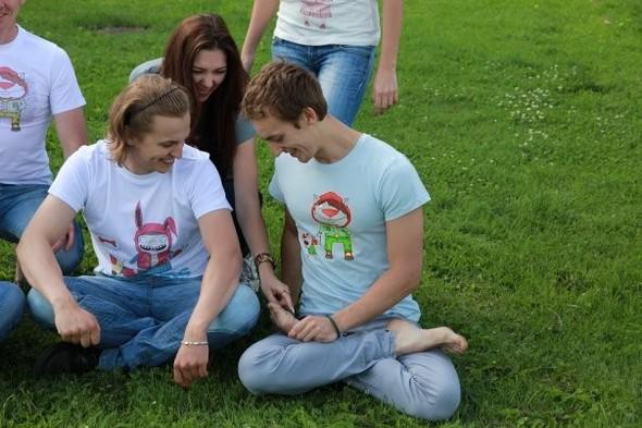 Своя марка одежды в России - удовольствие в компании с головной болью. Изображение № 5.