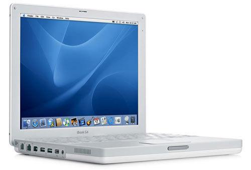 Эволюция дизайна ноутбуков apple 1989 – 2008. Изображение № 12.