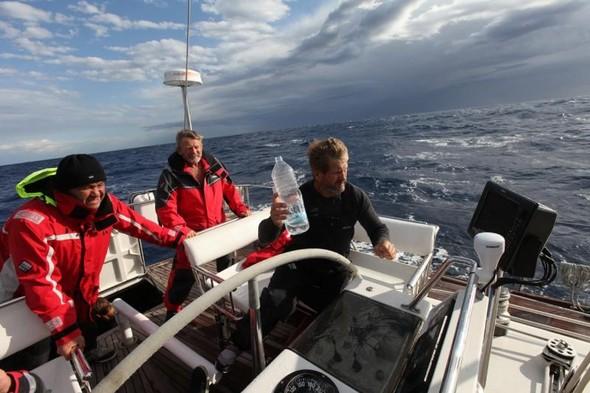Трижды вокруг света: полярная экспедиция яхты «Scorpius». Изображение № 3.