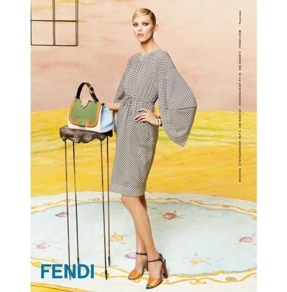 Изображение 21. Рекламные кампании: Fendi, Pepe Jeans и Trussardi 1911.. Изображение № 21.