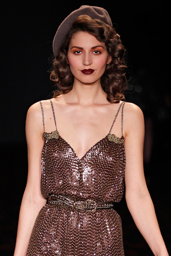 Berlin Fashion Week A/W 2012: Lena Hoschek. Изображение № 17.