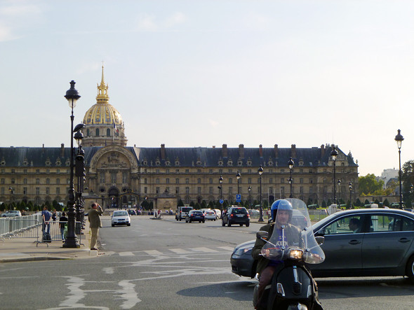 Дневник модели: Первые дни в Париже. Изображение № 6.