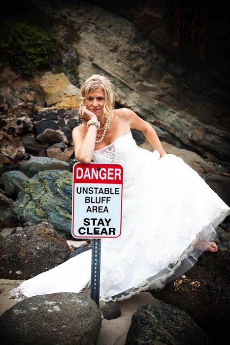 Trash the Dress: смерть свадебному платью!. Изображение № 8.