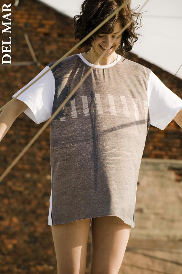 DelMar – футболки изсердца Москвы сморской душой. Изображение № 4.