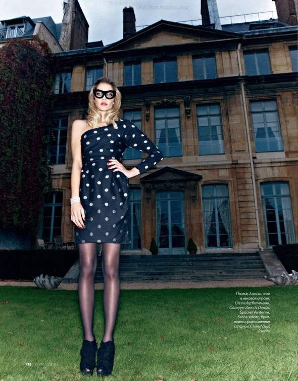 Съёмка: Ана Беатрис Баррос для Elle. Изображение № 5.