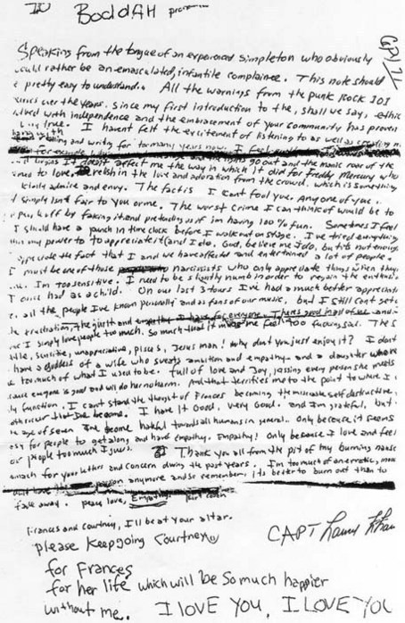 Изображение 13. Kurt Donald Cobain.. Изображение № 1.