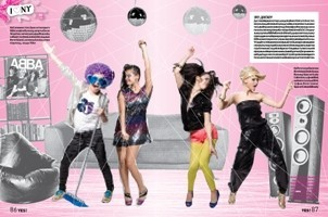 Новогодние тренды журнала YES!. Изображение № 1.