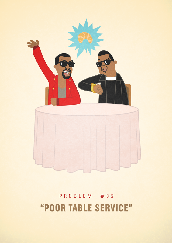 99 проблем Джей-Зи проиллюстрировали. Изображение № 2.