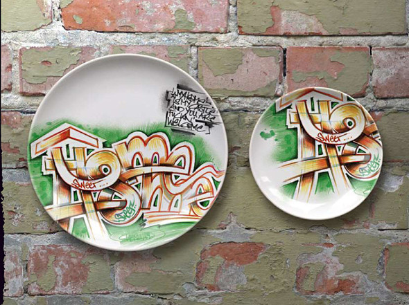 Изображение 4. Street Art: проникновение.. Изображение № 4.