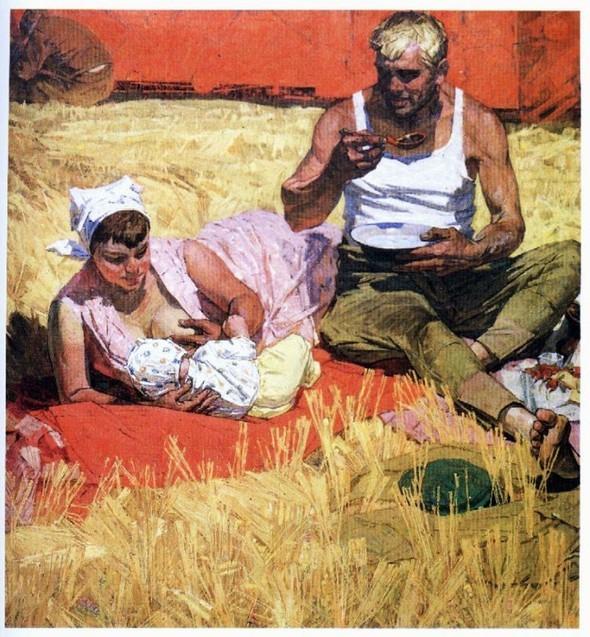 Скончался российский художник Андрей Курнаков. Изображение № 19.