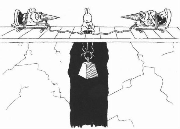 Кролики-самоубийцы(Bunny Suicides). Изображение № 68.